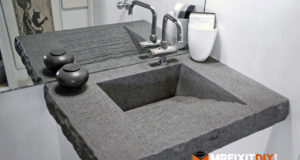 Concrete Sink Archives Mr Fix It Diy