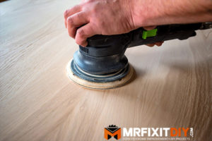 sanding wood festool sander - an idiot's guide to woodworking