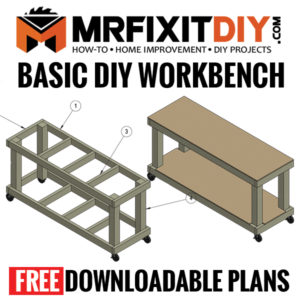 Free Workbench Plans