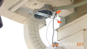wiring kuna maximus floodlight motion light camera
