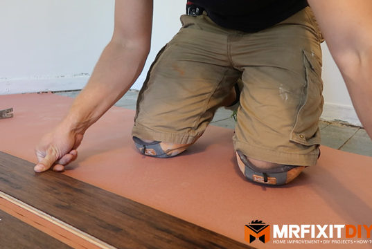 How To Install Hardwood Floors A Diy Guide Mr Fix It Diy