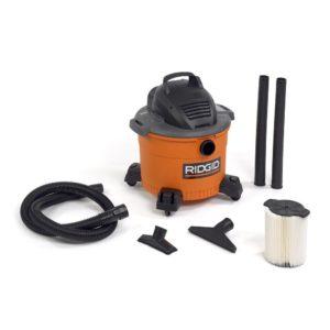 Ridgid shop vac plumbing tools