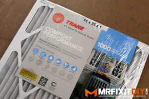 Trane comfort performance air filter