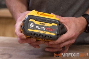 6Ah Flexvolt battery