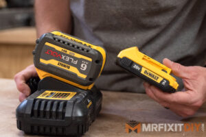 dewalt 20v max with flexvolt advantage
