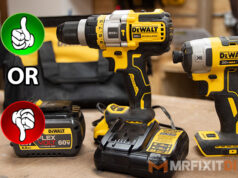 dewalt-20v-max-Brushless-Hammer-Drill-Driver-Combo-Kit-with-FLEXVOLT-ADVANTAGE tool review