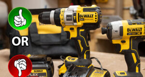 dewalt-20v-max-Brushless-Hammer-Drill-Driver-Combo-Kit-with-FLEXVOLT-ADVANTAGE tool review