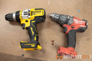 dewalt 20v max drill with flexvolt advantage vs milwaukee fuel
