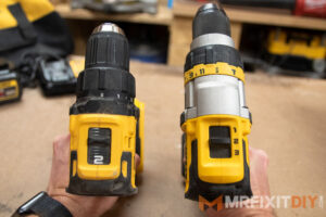 dewalt 20v max with flexvolt advantage vs atomic drill